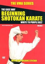 Beginning Shotokan Karate DVD - Best Seller - NEW!