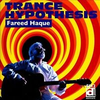 FAREED HAQUE - TRANCE HYPOTHESIS USED - VERY GOOD CD