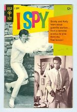 I Spy #5 Fn- June 1968 Photo cover