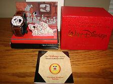 Disney LUCKY 101 DALMATIANS 1993 Collectors Club LE Wrist Watch Quartz *NEW*