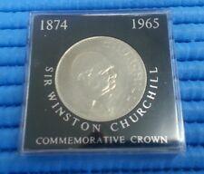 1874-1965 Sir Winston Churchill Commemorative Crown Medallion