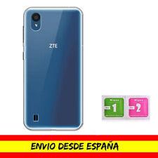 Funda Movil ZTE A5 2019 / Gel Transparente Toallita Pantalla Carcasa Cover