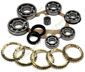 Fits Nissan 300ZX TURBO Manual Transmission Rebuild Kit - FS5R90A - TURBO
