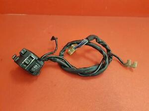 HONDA CBR900RR SC44 Blinkerschalter Lenkerschlalter gebraucht