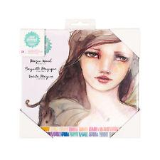 Jane Davenport The Colour Institute Magic Wand Pencils 24 Colors