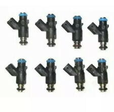 OEM NEW Delphi Fuel Injector GM # 12613412 Set of 8