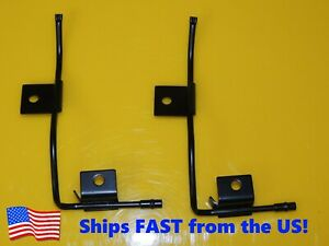New Windshield Washer Nozzle Set Wipers For 1973 - 1980 Chevy GMC C / K Series