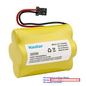 Kastar Battery for Uniden Bearcat / Sportcat BP-120 BP120 BP-150 BP150 BP-180