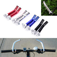 Mountain Bike Bicycle Cycling Handlebar Ends Aluminum Alloy Bicycle Handle HC
