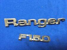 1980 Ford Ranger F150 F-150  Emblems Fender. (326)