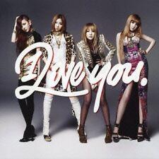 I LOVE YOU(+DVD)(ltd.) 2NE1 CD