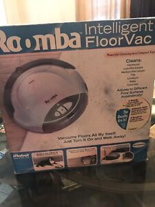 Roomba Intelligent Floor Vac