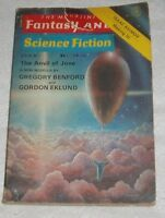 The Magazine of Fantasy and Science Fiction July 1976 Isaac Asimov