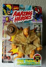 1997 Fantastic Four The Thing II Undercover Disguise Action Figure Marvel ToyBiz