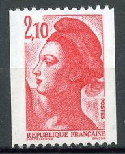 STAMP / TIMBRE DE FRANCE NEUF N° 2322 ** ROULETTE TYPE LIBERTE