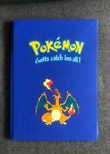 Pokemon Binder Charizard Vintage