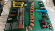 More details for job lot of hornby triang locomotives, wagons, control units, tracks, accessories
