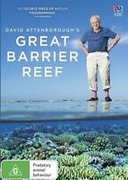 David Attenborough - Great Barrier Reef : NEW DVD