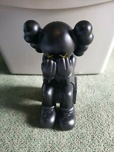 NEW 2018 KAWS Passing Through BLACK. Sealed. 100% Authentic