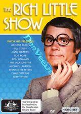 The Rich Little Show NEW PAL Cult Series 4-DVD Set Lee Bernhardi  Bill Fries