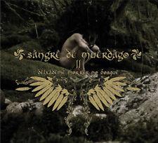 SANGRE DE MUERDAGO - Deixademe Morrer No Bosque CD  In Gowan Ring Blood Axis