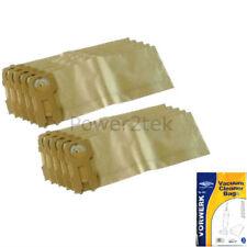 10 x VK, ET Vacuum Cleaner Bags for Vorwerk ET118 Hoover UK