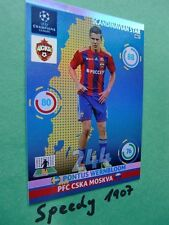 Champions League 2015 Scandinavian Star wernbloom Panini Adrenalyn 14 15
