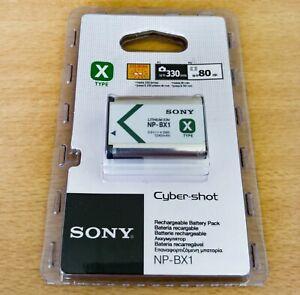 Sony NP-BX1 Akku 1240 mAh Cybershot RX100 Original