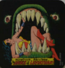 JAWS LEVIATHAN ! MARVEL - SOTTOBICCHIERE DI BIRRA NUOVO (C158)