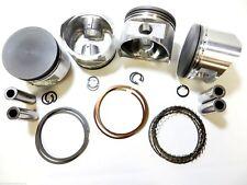 Upgraded Piston+Premium Ring Kit (.75mm) for 90-97 Nissan 2.4L D21 P/U 12V KA24E