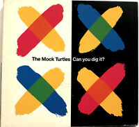 THE MOCK TURTLES : CAN YOU DIG IT - [ CD MAXI REMIX ]