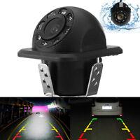 170° CMOS Car Rear View Backup Camera Reverse 8 LED Night Vision Waterproof~UUDE