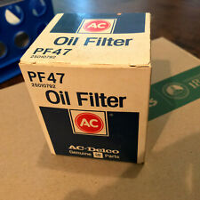 Nos Ac Oil Filter Pf47 - Buick Grand National, & Other Gm Cars/Trucks