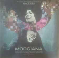 Lubos Fiser Morgiana 10'' EP vinyl Finders Keepers Czech New Wave Daisies Saxana