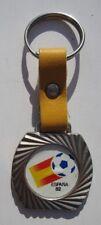 Fussball Weltmeisterschaft Espana 82 Schlüsselanhänger Keychain NEU (A6.1)