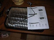 Char-Broil Table Top Portable Gas Grill 465133010 Tailgate Picnic Travel Camping