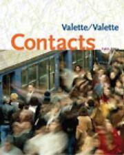 World Languages: Contacts : Langue et Culture Françaises by Jean-Paul Valette...