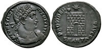 CONSTANTINE THE GREAT (331 AD) Extremely Rare Follis. Antioch #IU 6303