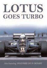 Lotus Goes Turbo 5017559109387 DVD Region 2