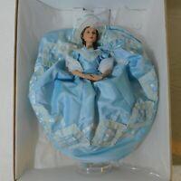 "Tonner 16"" Scarlett Gone With The Wind MELANIE Doll w/ Box blue Dress"
