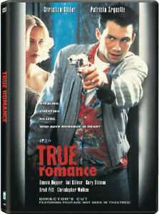 True Romance [New DVD] Ac-3/Dolby Digital, Dolby, Dubbed, Subtitled, Widescree