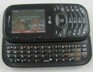 LG Cosmos 2 VN251 - Black (Verizon) Cellular Phone