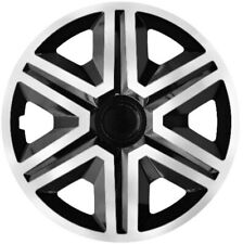 16'' Wheel trims hubcaps for Mercedes Sprinter II 2006 - on - black/silver