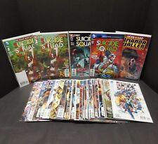 SUICIDE SQUAD New 52 Set Run/Lot DC Comics New 52 #0 1 2 3 4 5 6 7 8 9 10-30 +
