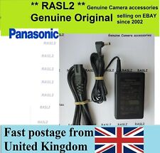 Original Panasonic AC Adaptor VSK0781 HC-V720 V700 V727 V710 V210 V510 V520 V500