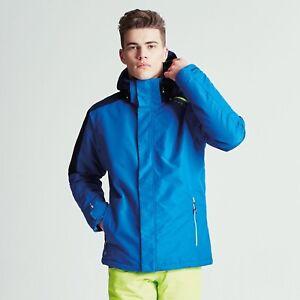 DARE2B ALIGNED Mens Ski Board Jacket NAUTICAL BLUE Sizes M - 3XL