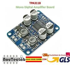 TPA3118 PBTL Mono Digital Amplifier Board AMP 1X60W 8-24V DC Replace TPA3110