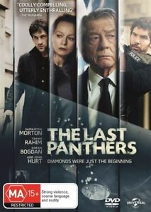 The Last Panthers Season 1 (DVD, 2-Disc Set) NEW