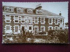 POSTCARD RP BUTE LARGS - ST HELEN'S HOTEL