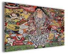 Quadro moderno Gustav Klimt vol IX stampa su tela canvas pittori famosi